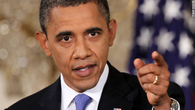 Obama Blasts Republicans Opposition on Jobs Bill