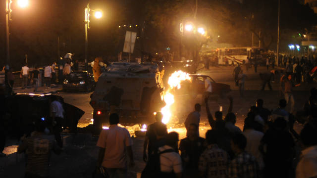 Death toll rises in Egypt Christian clashes as tension continues