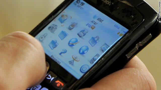 Millones de usuarios de BlackBerry se quedan sin conexión