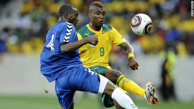 South Africa and Sierra Leone played out a 0-0 draw on Saturday, but it was not enough for either team to qualify.