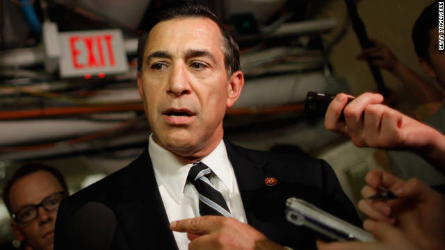 Rep. Darrell Issa says Attorney General Eric Holder has made