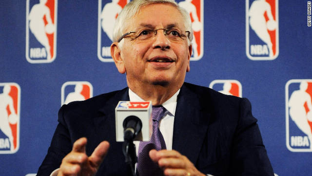 NBA team owners want cost-cutting help from players, NBA Commissioner David Stern says.
