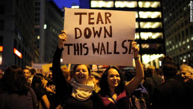 Los indignados de Wall Street visitarán las mansiones de los ricos de Nueva York