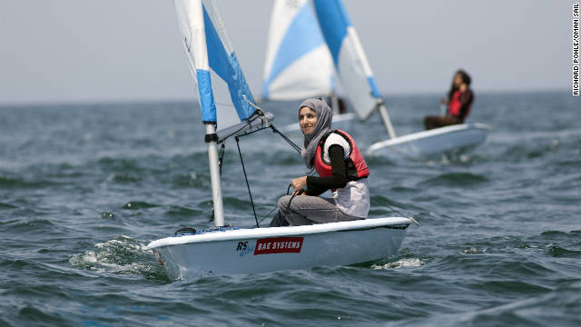 Oman\'s women take to the water