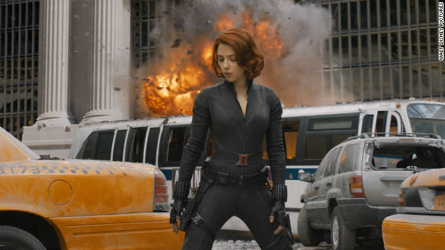 'Avengers' unite in film's first trailer