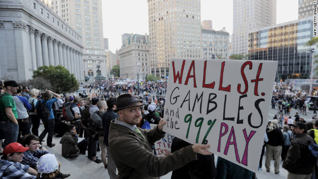 Why you shouldn't compare Occupy Wall Street to the Tea Party
