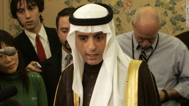 Saudi ambassador to the United States Adel al-Jubeir was targeted for assassination, U.S. Attorney General Eric Holder says.