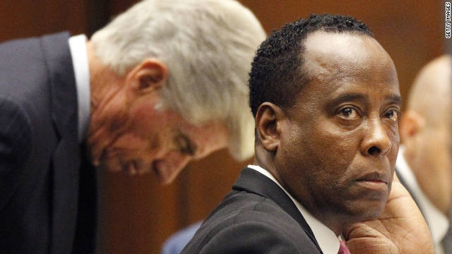 Conrad Murray is not expected to testify, but jurors will hear a police interview of him two days after Michael Jackson's death.