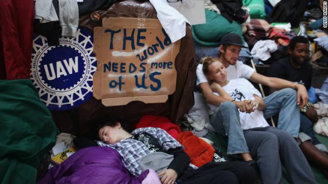 OPINIÓN: Hospedando a los indignados de Nueva York