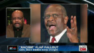 Herman Cain's racism comments