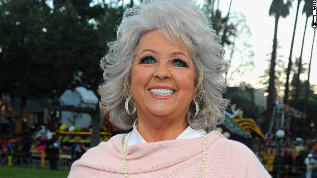 Maxim names Paula Deen 'hottest female TV chef'