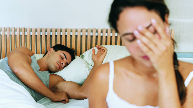 How sleep apnea can wreck your sex life