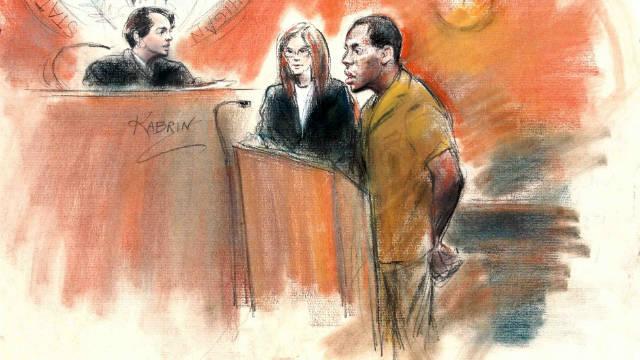 Farouk Abdulmutallab se declara culpable de todos los cargos por plan terrorista de 2009