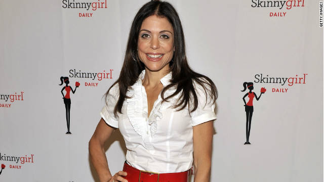 Bethenny Frankel: I wasn&#039;t lying about getting lost at sea