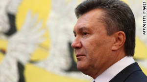 Viktor Yanukovych\'s camp regarded the 2010 victory as justice for what they believe was a stolen election in 2004.