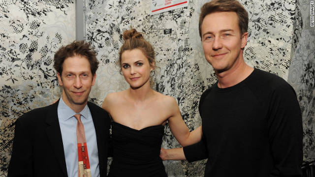 Another Oscar nominee, Norton, at right with Tim Blake Nelson and Keri Russell, has gone from &quot;Fight Club&quot; to &quot;The Incredible Hulk.&quot; He's got range, and we think he could capture Jobs' intensity. Wondering about his ability to transform on screen? Check out &quot;Leaves of Grass,&quot; in which he plays a college professor and his own brother, a small-town marijuana grower.