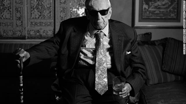 Writer Gore Vidal, Los Angeles 2011