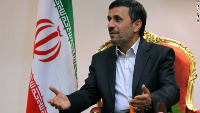 Fresh sanctions have been imposed on President Mahmoud Ahmadinejad's Iran.