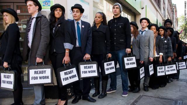Estados Unidos sumó 80.000 trabajos en octubre y la tasa de desempleo bajó al 9%