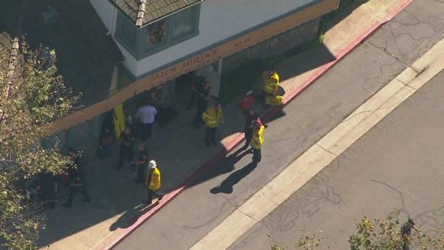 Ocho muertos en un tiroteo en un salón de belleza en California