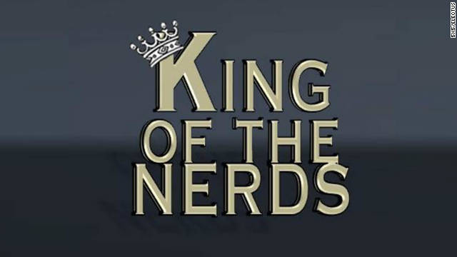 'King of the Nerds,' eh?