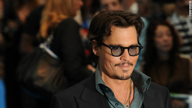 Johnny Depp's 'Lone Ranger' back on