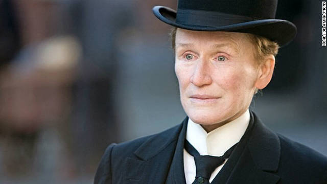 "Glenn Close, ""Albert Nobbs""; Viola Davis, ""The Help""; Rooney Mara, ""Girl with the Dragon Tattoo""; Meryl Streep, ""The Iron Lady""; Tilda Swinton, ""We Need to Talk About Kevin"""