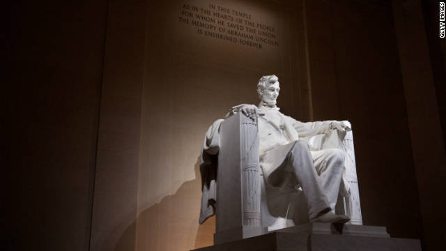 The Lincoln Memorial is one stop on our tour of exceptional American sites.
