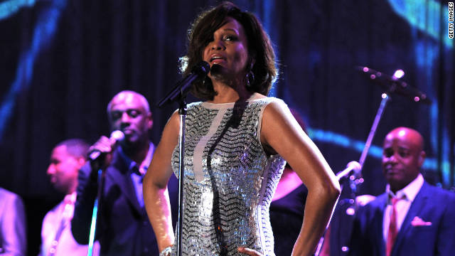 Whitney Houston talks 'Sparkle'