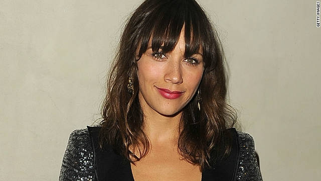 Rashida Jones on that time she pulled a prank with MJ