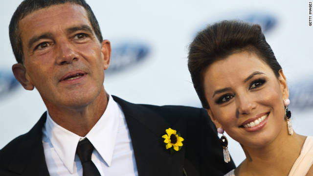 Antonio Banderas, Eva Longoria to host Obama event