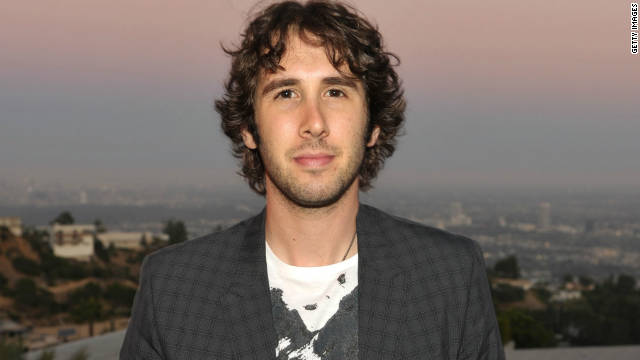 New 'Office' boss's brother? Josh Groban