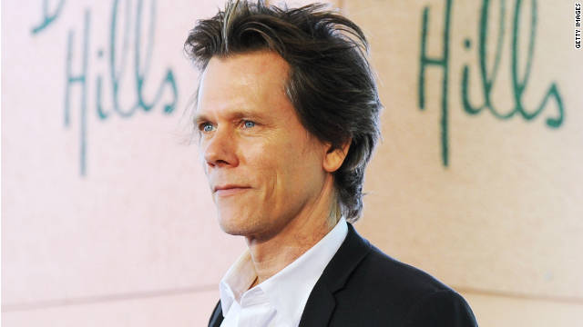 Friday's Top Five: Kevin Bacon