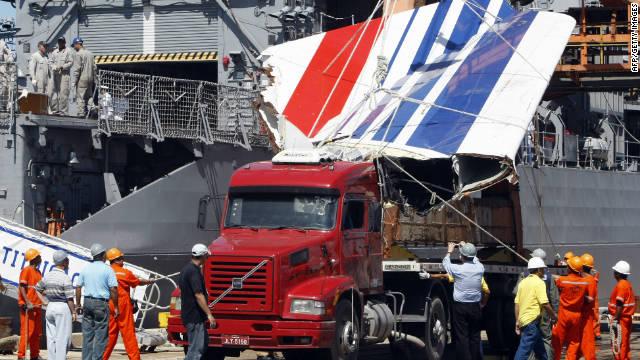 Un libro revela nuevos detalles del vuelo 447 de Air France