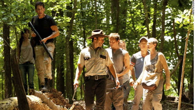 'The Walking Dead's' zombie apocalypse evolves