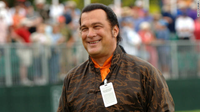 Steven Seagal hired to control U.S.-Mexico border