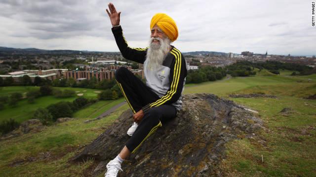 El maratonista más viejo del mundo se retira a los 101 años