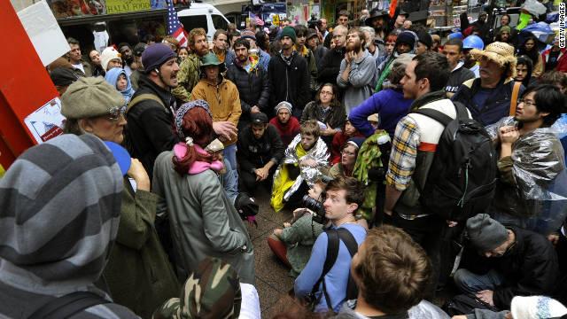 Objetivo Wall Street: Los indignados llaman a colapsar la bolsa en su día de acción