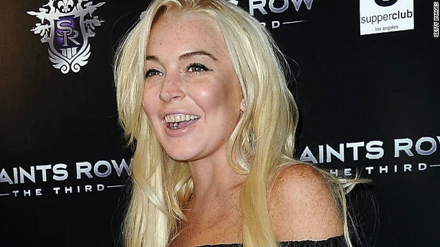 Lindsay Lohan's dental debacle