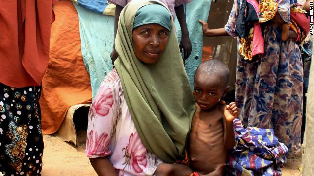 Cinco niños mueren cada minuto por malnutrición en todo el mundo