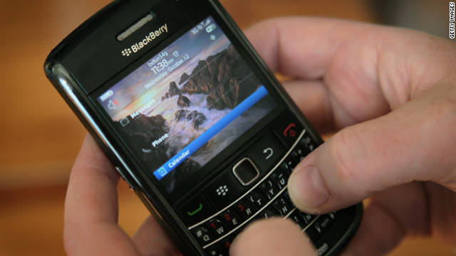 Overheard on CNN.com: 'CrackBerry,' Jelly Bean, Apple get just desserts