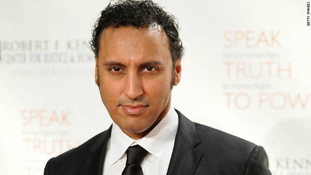 'Daily Show' star Aasif Mandvi sells series to CBS