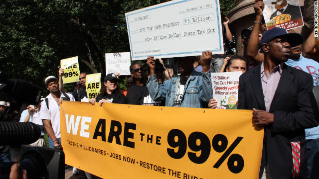How Occupy Wall Street compares to the tea party