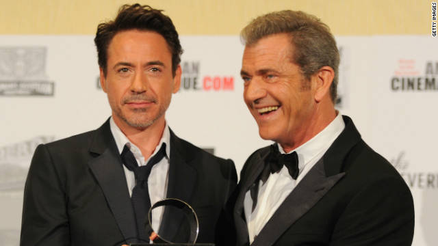 Robert Downey Jr.: Hollywood, forgive Mel Gibson