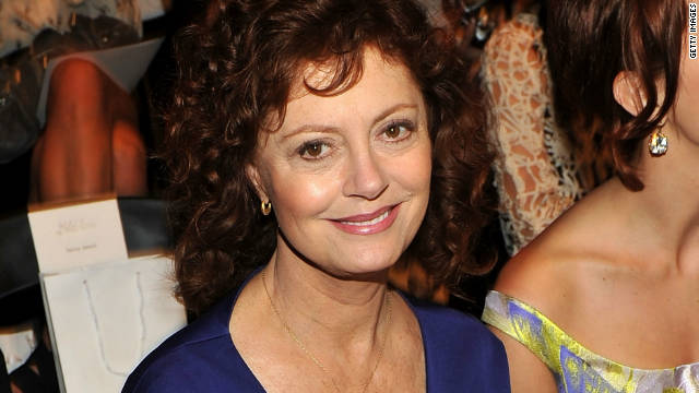 ADL asks Sarandon to apologize for 'Nazi' comment