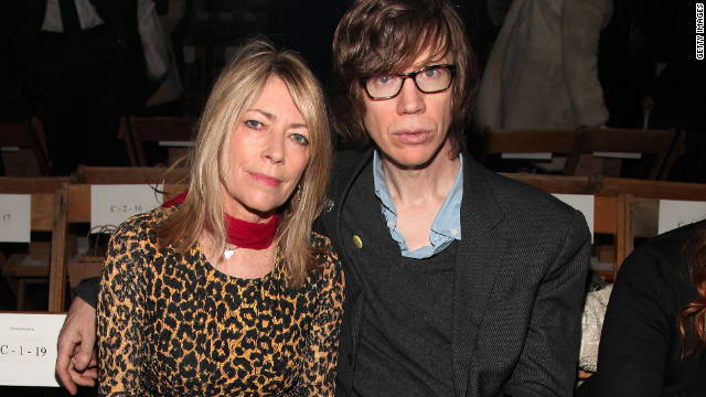 Sonic Youth's Kim Gordon, Thurston Moore split