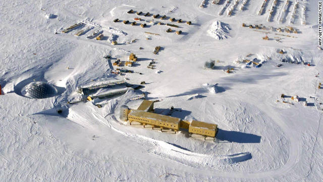 Stranded American researcher rescued from South Pole