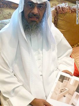 Fouad Al Rabiah was held in Guantanamo for eight years. 