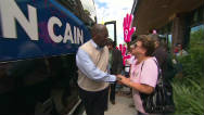 Herman Cain's serious jokes