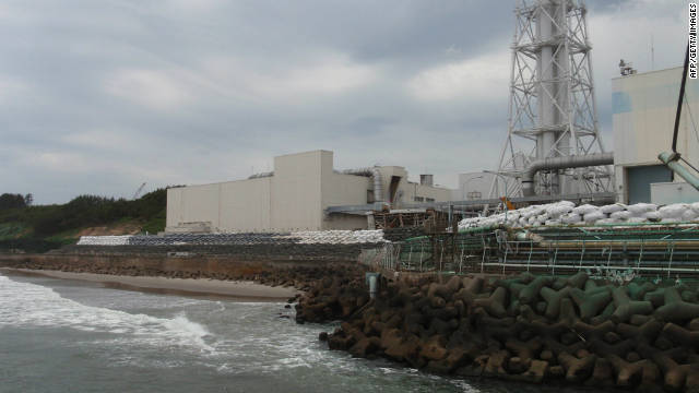 File photo of the Fukushima Daiichi nuclear power plant.